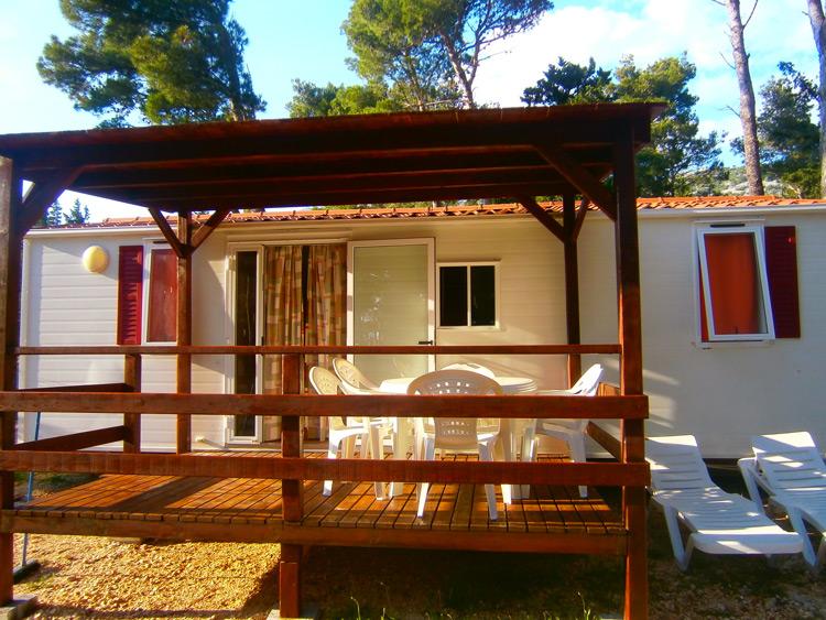 Camp Sibuljina, Mobile homes 2013