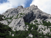 Paklenica Canyon, Croatia