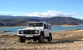 Velebit Jeep Safari, Croatia