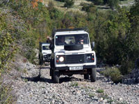 Velebit Jeep Safari, Croatia