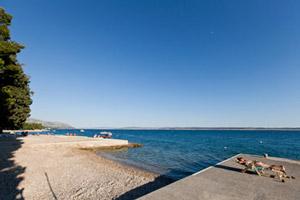 Camp Šibuljina Beach